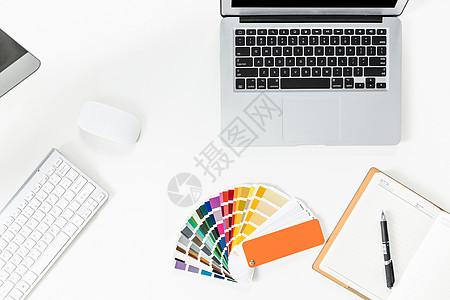 平面设计办公桌面图片