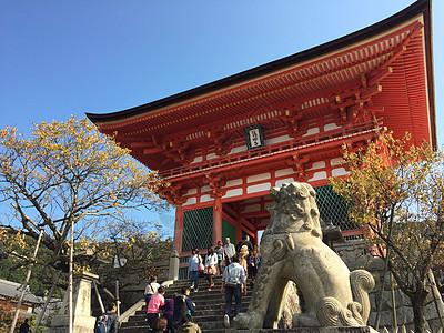 日本清水寺图片