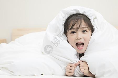 儿童节小女孩图片