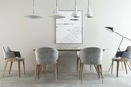 饭厅空间设计图片