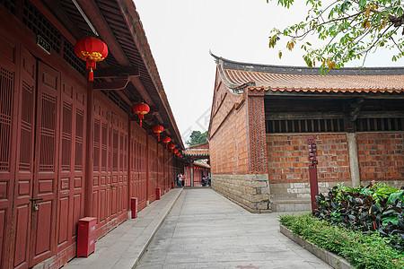 泉州天后宫建筑图片