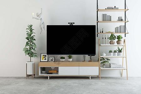 电视墙背景图片