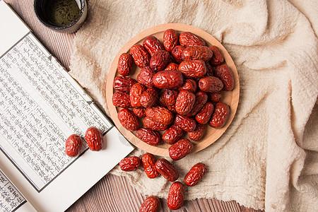 滋补食品红枣图片