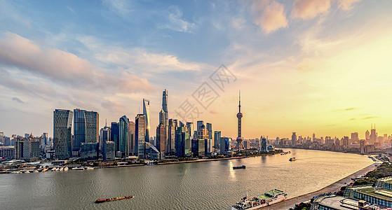 上海陆家嘴金融中心图片