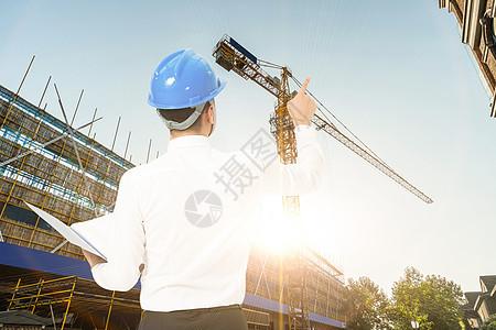 房屋建设图片