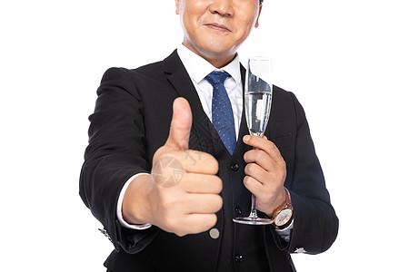 饮香槟酒图片