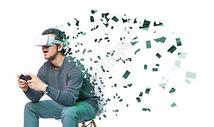 VR虚拟与现实体验图片