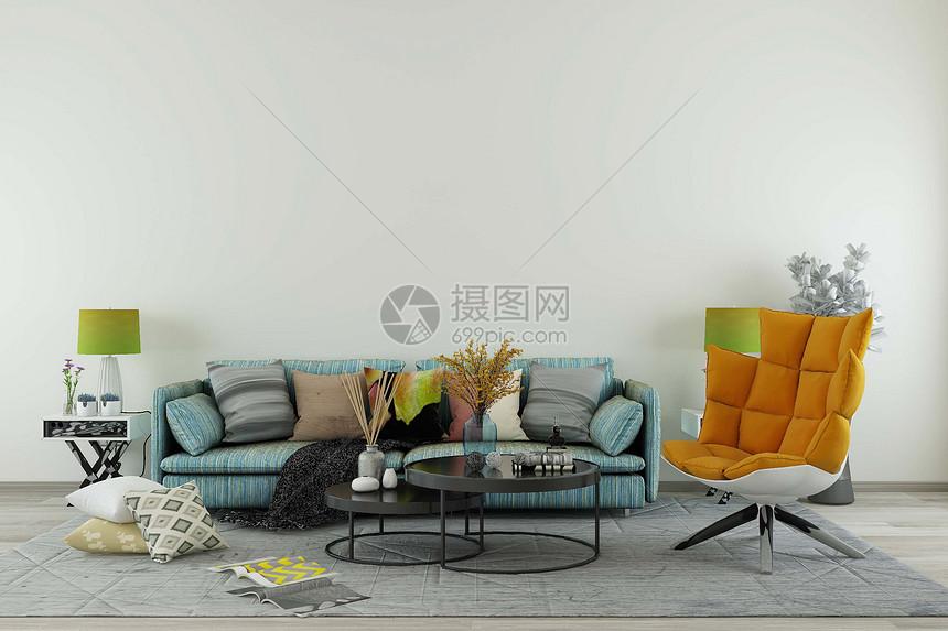 客厅场景图片