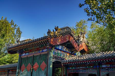 北京恭王府图片