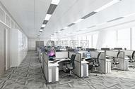 现代办公区图片
