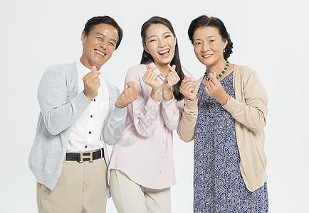 家人团聚图片