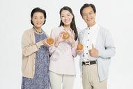 中秋一家人团聚图片