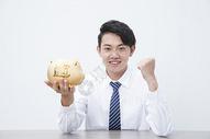 商务男性金融理财501036400图片