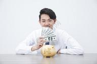 商务男性金融理财501036402图片