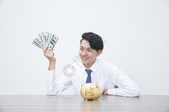 商务男性金融理财501036403图片