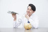 商务男性金融理财501036405图片