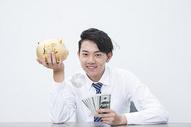 商务男性金融理财501036410图片