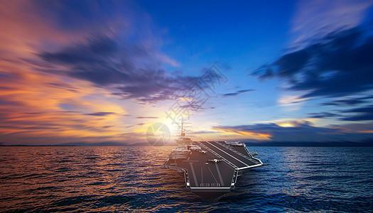 军事航母图片