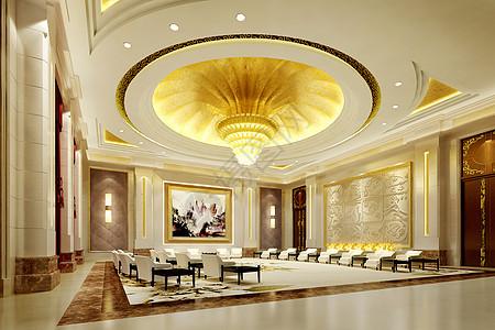 现代会议室图片