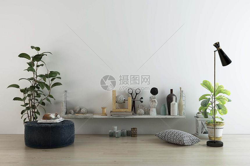室内休闲空间图片