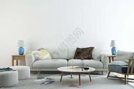 室内沙发组合图片