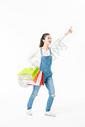 青春大学生购物指引图片