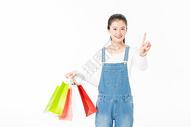 年轻女生智能购物501037457图片