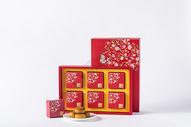 中秋节月饼礼盒图片