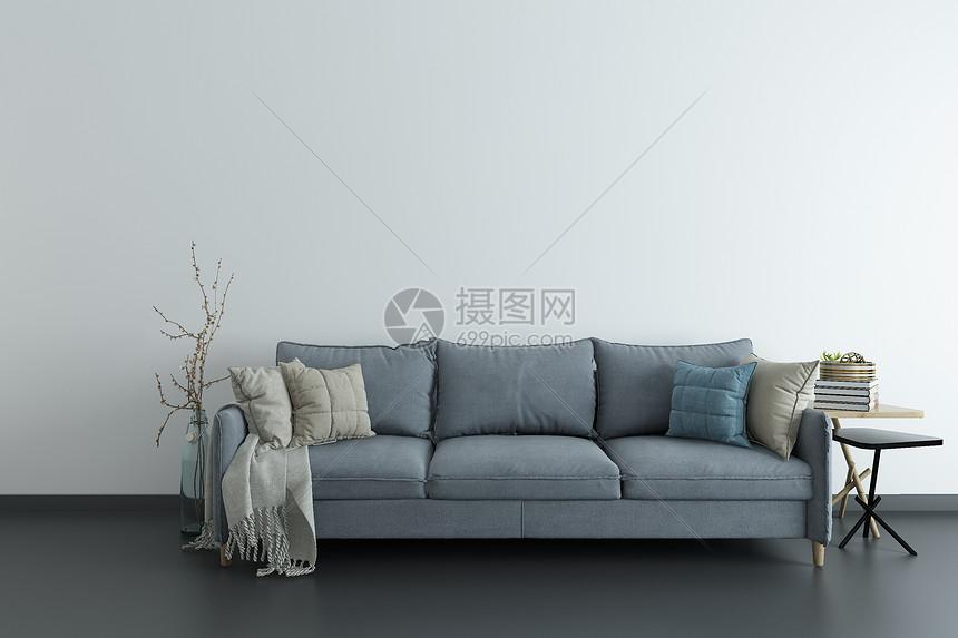 空间沙发组合图片