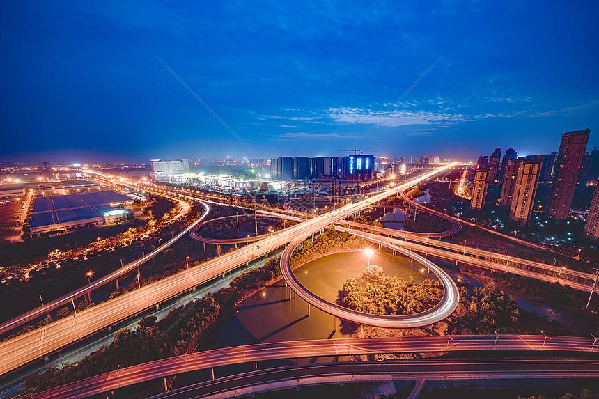 武汉立交桥图片