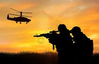 军事演习图片
