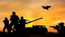 战争演习图片