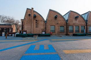 北京798艺术中心佩斯北京艺术馆图片