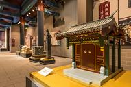 北京古建筑博物馆展览图片