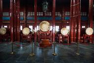 北京鼓楼大鼓展示图片