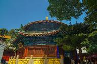 北京潭柘寺寺庙图片
