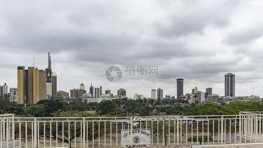 肯尼亚首都内罗毕图片