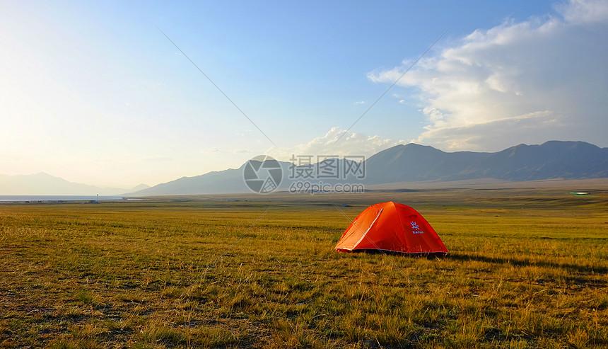 新疆伊犁赛里木湖图片