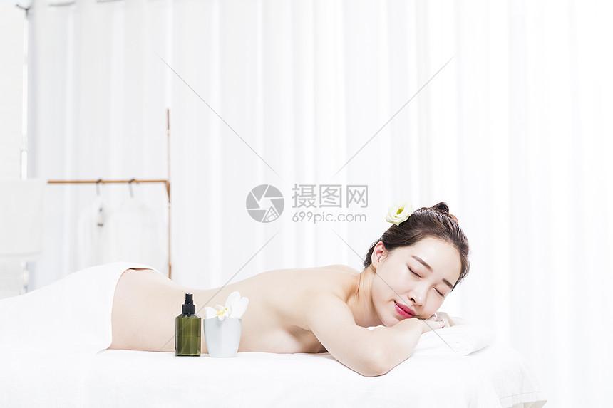 美容养生spa图片