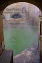 英格兰罗马浴场图片