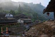 石栀岩风景区地标风光图片