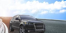 行驶的汽车图片