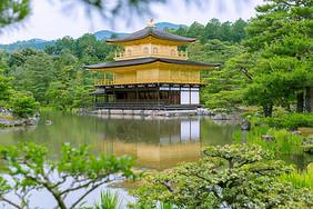日本金阁寺图片