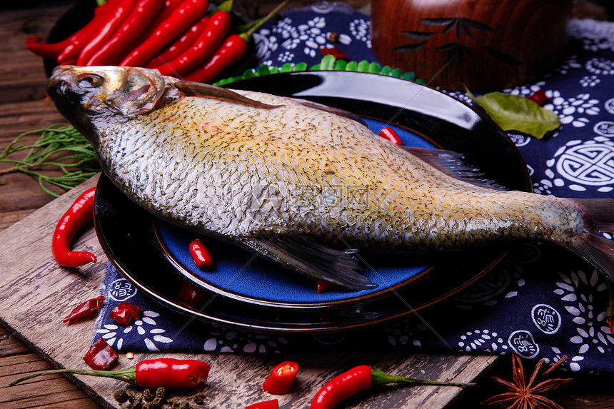 武昌鱼图片