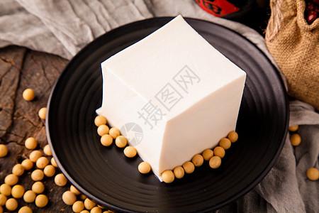 鲜大豆豆腐图片
