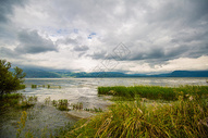 大理喜洲海舌公园图片