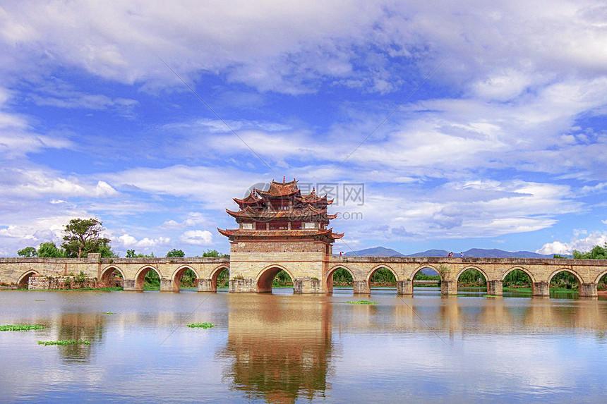 云南风景照图片