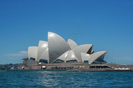 澳洲悉尼歌剧院景色图片
