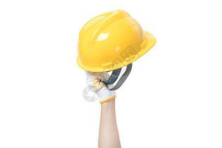 施工安全帽图片