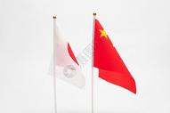 中日国旗【根据相关法律法规,国旗图案不得用于商标和广告】图片